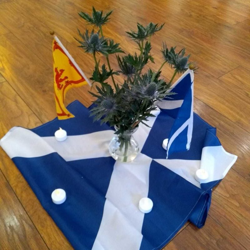 St Andrews Day Cp