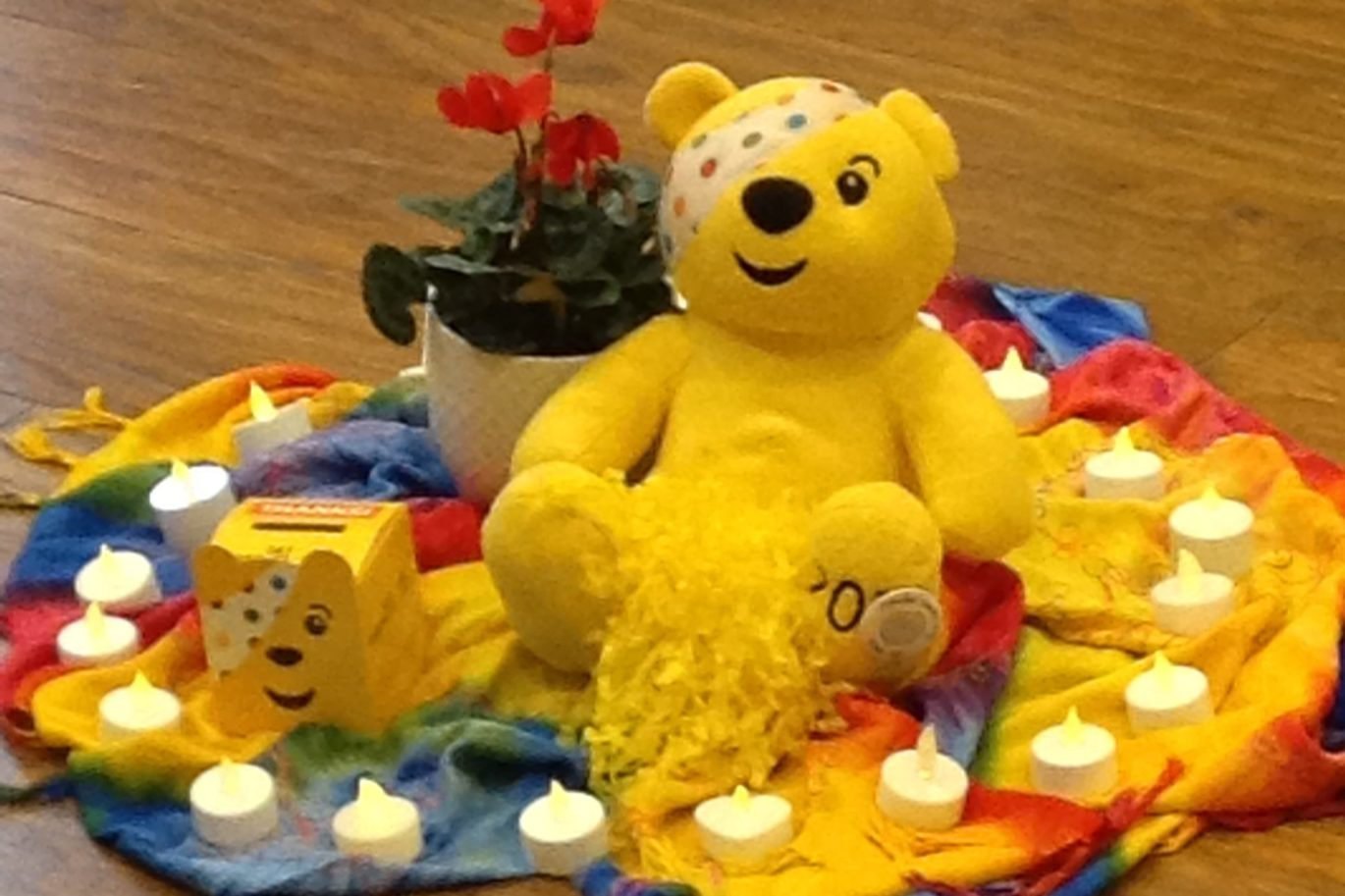 Raising Funds for Children in Need 2019 -